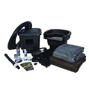 Aquascape  Small Pond Kit w/ Aquasurge 3000 Pump