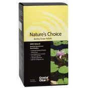 Nature's Choice Barley Pellets by CrystalClear - 2 lb Box w/ Bag