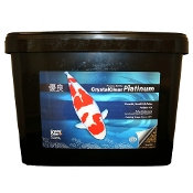 CrystalClear Platinum Koi Food - Large Pellet 17.6 lb Bucket