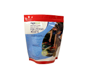 Aquascape Color Enhancing Fish Food Pellets – 500 gram Bag