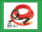 Thermo-Hose Heated Garden Hose by K & H - 40' Rubber