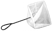 "Aquascape Mini Skimmer Net with 12"" Handle"