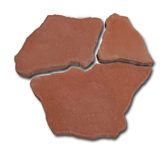 "Riccobene Canyon Stone 18"" Paver - Sunset Color"