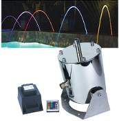 Lifegard Aquatics Remote Control LED Stream Fountain Kit