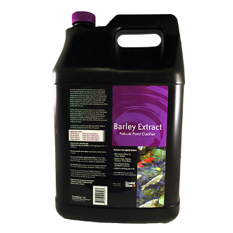 Barley Extract Liquid by CrystalClear - 2.5 Gallon Bottle