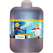 Sludge-Away by Microbe-Lift - 5 Gallon Bottle